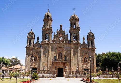 Sanctuary Dos Milagres, Orense, Spain