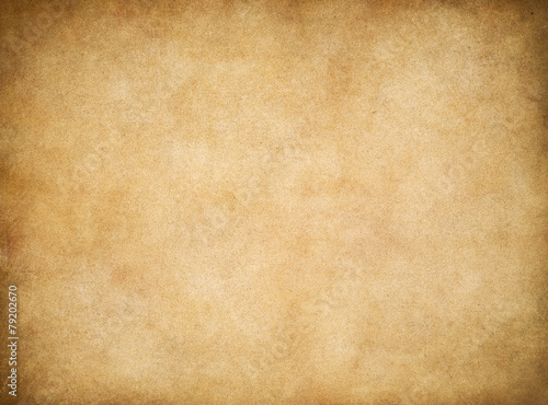 Fotografie, Obraz  Vintage aged worn paper texture background