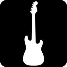 Icone Guitare