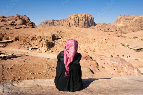 Fotobehang Midden Oosten Petra in Jordan