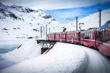 Bernina Express, Railway Betwe...