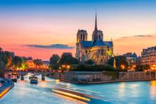 Cathedral Of Notre Dame De Par...