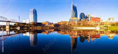 Nashvillle Skyline, Tennessee, USA #79279862