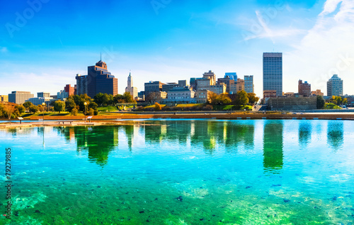 Memphis Skyline, Tennessee, USA #79279885