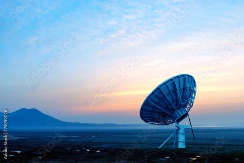 Fotografía  Satellite Antenna