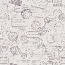 Postage Stamps Pattern/collect...