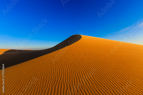 Tablou Canvas Dünen der Namibwüste