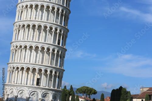Fotografie, Obraz  Pisa