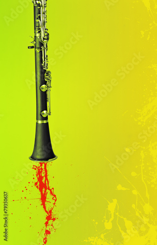 Photo Jazz Clarinet