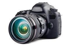 Digital Camera Close-up