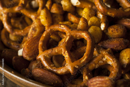 Valokuva  Seasoned Pub Snack Mix