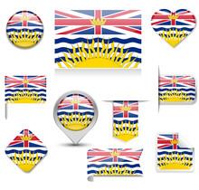 British Columbia Flag Collection