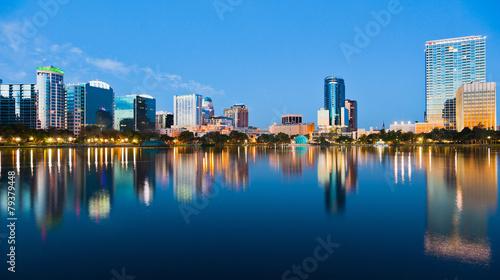 Orlando Skyline #79379448