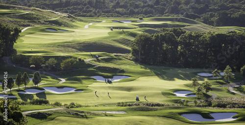 Foto op Plexiglas Golf Golf Course
