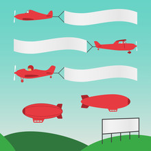 Plane Banners