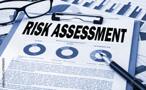 Photo risk assessment concept