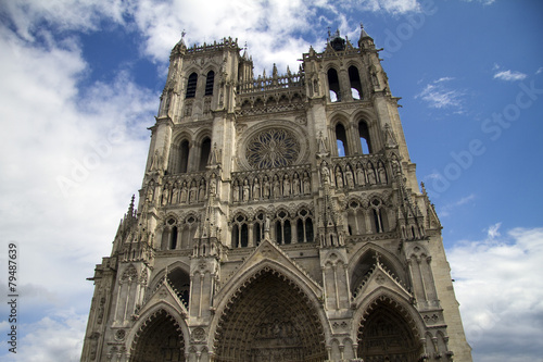 Fotografia  Cattedrale di Notre-Dame di Amiens
