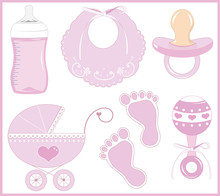 Kit Baby Girl