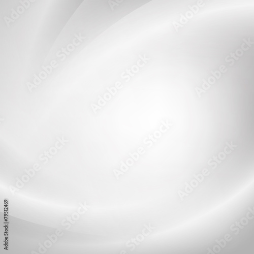 Fotografía  Silver light gradient background