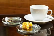 Half-eaten - Rest Cappuccino U...
