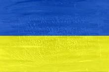 National Flag Of Ukraine Themes Idea Design