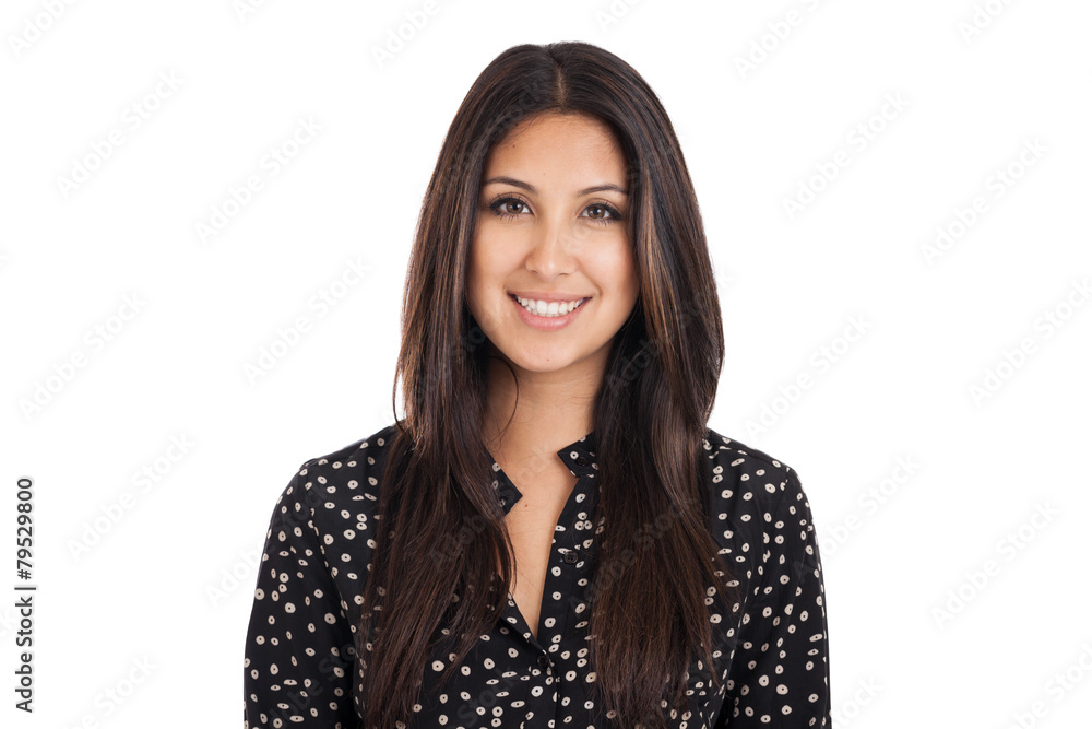 Fototapeta Business Woman Headshot Portrait
