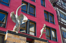 Leda Und Der Schwan Horb Am Neckar