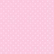 canvas print picture - rosa Hintergrund punktiert