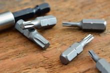 Bits - Werkzeug / Tool - Torx