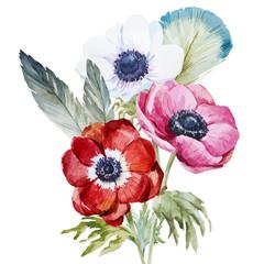 Obraz Anemones