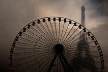 Grande Roue Foire Paris