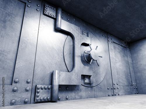 Photo  solid vault