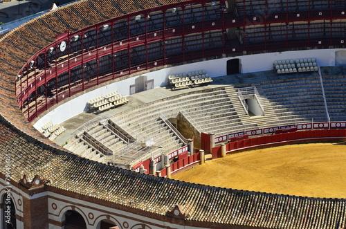Foto op Plexiglas Stadion arena in Malaga,Spain