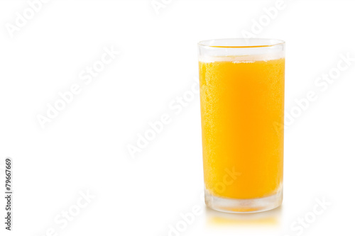 Photo sur Aluminium Jus, Sirop Orange Juice