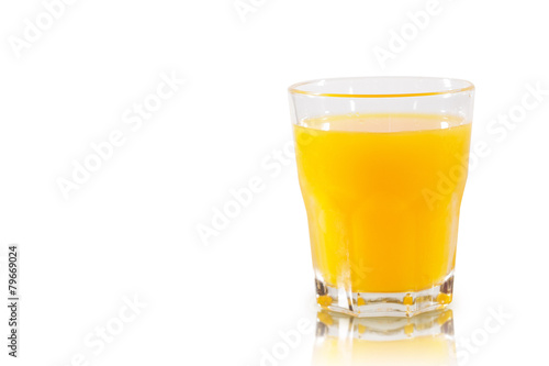 Foto op Canvas Sap Orange Juice
