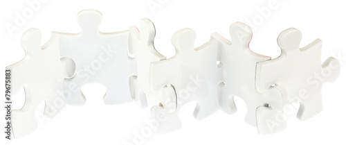 Photo puzzle ribambelle