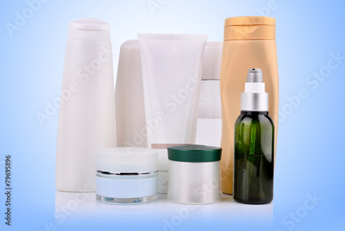 Fotografía  cosmetic products