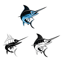 Coloring Book Marlin Fish Cartoon Character