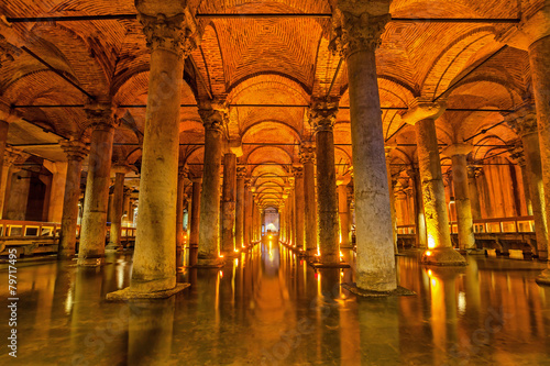 Photo  The Basilica Cistern, Istanbul