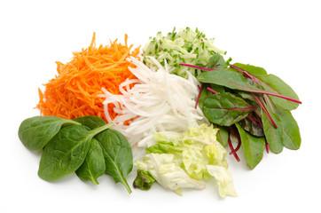 Panel Szklany Podświetlane Warzywa Rohkost