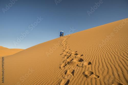 Poster Marokko Deserto 2