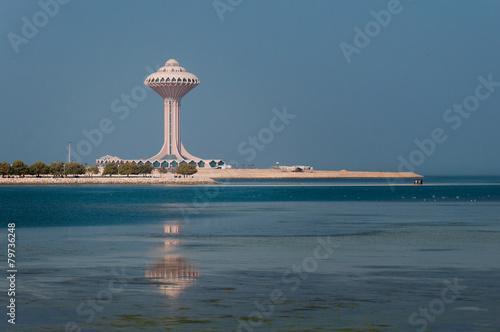 Fototapeta  Al Khobar Tower, Al Khobar, Saudi Arabia