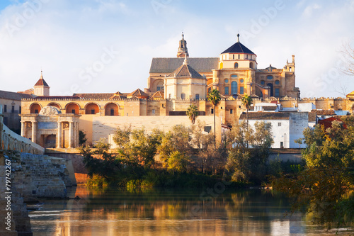Fototapety, obrazy: The Mosque-cathedral of Cordoba