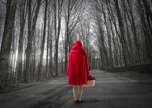 Little Red Riding Hood Lost In...