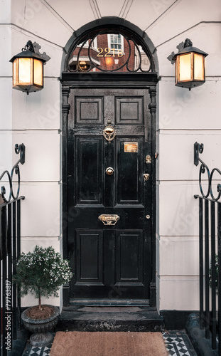 Photo  221B Baker Street