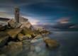 latarnia morska w Piranie