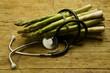 Asparagus officinalis Σπαράγγι Asperge Gemüsespargel هليون