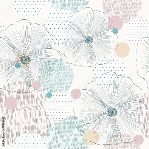 geometryczne-kwiaty