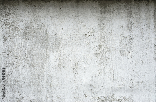 Old painted concrete