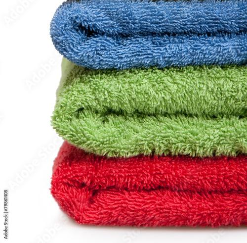 Fotografie, Obraz  towels